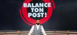 """Attaque à Strasbourg: C8 décide de programmer exceptionnellement """"Balance ton post"""" de Cyril Hanouna en prime vendredi"""
