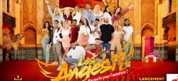 """NRJ 12 lancera la saison 11 des """"Anges"""" le lundi 4 février à 18h10 avec deux épisodes inédits - L'aventure démarrera à Marrakech !"""