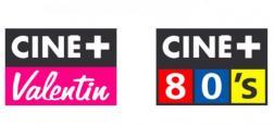 myCANAL annonce le lancement de deux nouvelles chaînes digitales exclusives: CINE+VALENTIN et CINE+ 80'S