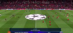 Le PSG diffuse une partie du match contre Manchester United sans autorisation sur Facebook et déclenche la colère de RMC Sport