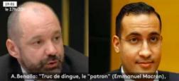 Alexandre Benalla et Vincent Crase restent en détention provisoire où ils avaient été placés mardi soir - La demande de suspension rejetée