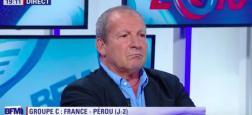 Rolland Courbis annonce qu'il va réduire ses activités de consultant sur RMC - Jean-Michel Larqué, à la retraite depuis l'an dernier, va le remplacer