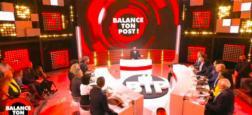 """Audience: L'émission """"Balance ton post"""" sur C8 à plus de 500.000 téléspectateurs hier soir"""