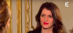 Un homme condamné à 800 euros d'amende, dont 400 avec sursis, pour des commentaires menaçants envers Marlène Schiappa postés sur Facebook