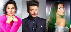 """TF1 révèle que Alessandra Sublet, Kev Adams, Anggun et Jarry officieront au côté de Camille Combal dans le nouveau prime """"The Masked Singer"""" (Le chanteur masqué) - Vidéo"""
