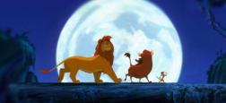 """Audiences Prime: Carton pour """"Le roi lion"""" sur M6 à 4.460.000 téléspectateurs, battant largement """"Camping Paradis"""" sur TF1"""