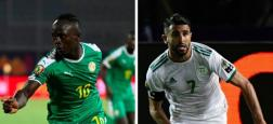 La finale de la Coupe d'Afrique des Nations  Sénégal-Algérie sera retransmise en clair sur TMC vendredi à partir 20h50