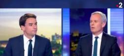 Audiences 20h: Le journal de France 2 frôle les 4 millions de téléspectateurs avec l'interview exclusive de François de Rugy en direct