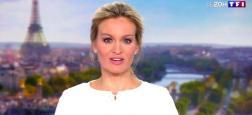 Audiences 20h: Le JT de TF1, présenté par Audrey Crespo-Mara, leader à 3,9 millions - Celui de France 2, présenté par Thomas Sotto, à plus de 3,5 millions