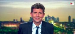 Audiences 20h: Le JT de France 2 présenté par Thomas Sotto bat celui de TF1 présenté par Audrey Crespo-Mara avec 3,9 millions de téléspectateurs