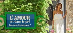 """Audiences prime : """"L'Amour est dans le pré : que sont-ils devenus ?"""" sur M6 leader devant """"Camping Paradis"""" sur TF1"""