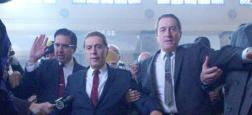 """Le prochain film de Martin Scorsese, """"The Irishman"""", ne bénéficiera que d'une sortie très limitée dans les salles de cinéma américaines avant sa diffusion par Netflix"""
