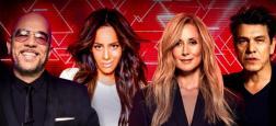 """Marc Lavoine, Lara Fabian, Pascal Obispo et Amel Bent deviennent les nouveaux coachs de """"The Voice"""" sur TF1"""