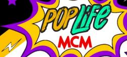 """La chaîne MCM va lancer un nouveau programme quotidien à 20h55 à partir du 16 septembre prochain : """"Pop Life MCM"""""""