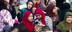 En Egypte, une adolescente de 15 ans placée en détention pour avoir tué de plusieurs coups de couteau l'homme qui tentait de la violer