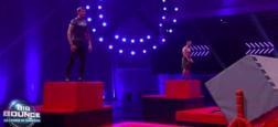 """L'émission """"Big Bounce, la course de trampoline"""" ne reviendra pas sur TF1 en raison de ses faibles audiences la saison prochaine"""