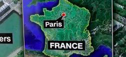 L'énorme gaffe de CNN qui évoque l'attaque à Paris avec une carte de France sans l'Alsace et la Moselle