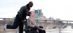 """Audiences Prime: Comme prévu, TF1 écrase tout avec """"Intouchables"""" à 6,4 millions - Seule France 3 résiste alors que France 2 et M6 tombent à 2 millions"""