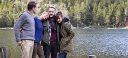 """Audiences Prime: La série de TF1 """"Pour Sarah"""" leader à 4,3 millions - Le film de France 3 devant France 2 et M6 - Arte et C8 au-dessus du million"""