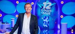 """L'élimination de Paul après 153 victoires a permis au jeu de TF1 """"Les 12 coups de midi"""", présenté par Jean-Luc Reichmann, de réaliser son record d'audience historique depuis sa création"""