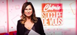"""Evelyne Thomas présentera une nouvelle émission quotidienne sur Chérie 25, """"Chérie s'occupe de vous"""", à partir du lundi 11 novembre à 9h"""