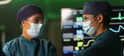 """Audiences Prime: """"Good Doctor"""" sur TF1 leader à 4,2 millions - La série """"Nina"""" à 3,1 millions sur France 2 - M6 devant France 3"""