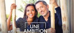 """Karine Le Marchand présentera un nouveau numéro d'""""Une ambition intime"""" avec Gad Elmaleh le lundi 16 décembre à 21h05 sur M6"""