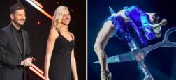 """Maxime Guény et la danseuse Charlotte Bermond aux commandes sur C8 le 25 décembre des 30 ans des """"Mandrakes d'Or"""" qui récompensent les meilleurs magiciens du monde"""