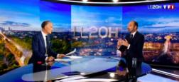 Audiences 20h: Beau score mais pas de record pour Edouard Philippe au journal de TF1 hier soir avec 6,6 millions de téléspectateurs