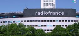 """La présidente de Radio France """"suspend"""" le plan de suppression de 299 postes pour le remplacer par une procédure alternative, la rupture conventionnelle collective"""