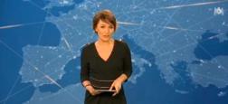 """Le """"19.45"""" de M6, présenté par Amandine Bégot, a réalisé hier de nombreux records d'audience"""