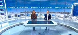 """Audiences: L'émission """"Météo à la carte"""" a réalisé hier à 13h00 un record historique sur France 3"""