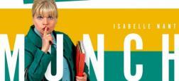 """La série """"Munch"""", avec Isabelle Nanty, de retour le jeudi 30 janvier en prime sur TF1 avec une nouvelle saison inédite"""