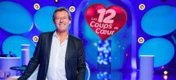 Jean-Luc Reichmann proposera le vendredi 14 février à 21h05 sur TF1 une spéciale « Les 12 Coups de Cœur » avec des couples de célébrités!
