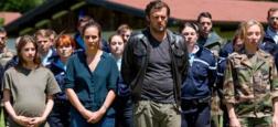 """Audiences Prime: """"Peur sur le lac"""" sur TF1 large leader à 5 millions - Les 30 ans d'""""Envoyé Spécial"""" faibles sur France 2 à 1,9 million - La série """"FBI"""" ne décolle pas sur M6"""
