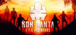 """TF1 annonce que la nouvelle saison de """"Koh-Lanta"""" intitulée """"L'île des héros"""" sera diffusée à partir du vendredi 21 février en prime-time"""