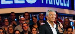 "Audiences Avant 20h: Nagui large leader à 4,8 millions sur France 2 - Le ""19/20"" de France 3 devant la quotidienne de ""Sept à huit"" sur TF1"