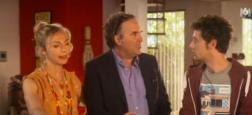 """Audiences 20h30: La série quotidienne """"Scènes de ménages"""" reste forte avec 4 millions de téléspectateurs hier soir sur M6"""