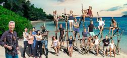 Audiences Prime: Plus mauvais lancement historique pour Koh Lanta sur TF1 avec moins de 4,7 millions de téléspectateurs et 25,4% de part de marché
