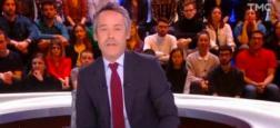 Audiences 20h: Le journal d'Anne-Sophie Lapix sur France 2 toujours proche de Gilles Bouleau sur TF1 - Plus de 1,6 million pour le retour de Quotidien hier sur TMC après les vacances
