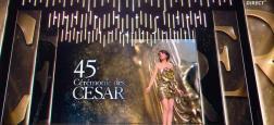 Audiences Prime: Koh Llanta sur TF1 stable sur une semaine - Les César en hausse sur un an retrouvent leur niveau de 2018 avec 2,2 millions