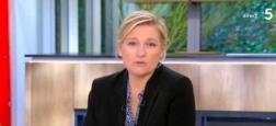 """Audiences Avant 20h: Nagui sur France 2 leader à 4,3 millions de téléspectateurs - Record historique pour """"C à vous"""" sur France 5 à 2 millions"""