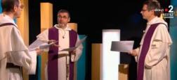 """VIRUS - En l'absence de rassemblements religieux, les audiences de l'émission """"Le Jour du Seigneur"""" bondissent atteignant un niveau inédit"""