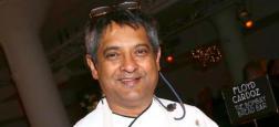 """Coronavirus - Vainqueur de la saison 3 de """"Top Chef Masters"""" aux USA, le chef Floyd Cardoz est mort à l'âge de 59 ans victime du Covid-19"""