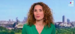 Audiences 13h: Jacques Legros sur TF1 large leader à 7,9 millions - Marie-Sophie Lacarrau à 4,3 millions sur France 2