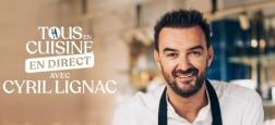 """Audiences Avant 20h: Nagui leader sur France 2 à 4,2 millions - La quotidienne de """"Sept à huit"""" sur TF1 et Cyril Lignac sur M6 à égalité à 2 millions"""