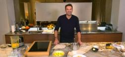 """L'émission """"Tous en cuisine"""", présentée en direct par Cyril Lignac, prolongée en quotidienne jusqu'au 17 avril à 18h45 sur M6"""