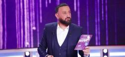 """Audiences 20h: """"Touche pas à mon poste"""" de Cyril Hanouna sur C8 et """"Quotidien"""" de Yann Barthes sur TMC à égalité hier soir à 1,5 million de téléspectateurs"""