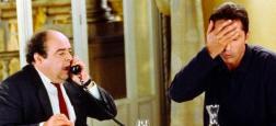 """Audiences prime: """"Le dîner de cons"""" sur TF1 large leader à 7.3 millions - Succès pour """"Héritages"""" sur Coluche sur NRJ 12  à près de 700.000"""