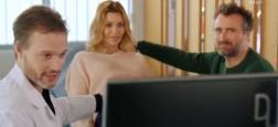 """Audiences Avant 20h: Nagui sur France 2 repasse devant """"Demain nous appartient"""" sur TF1 - """"Chasseurs d'appart"""" sur M6 faible à 1,1 million"""